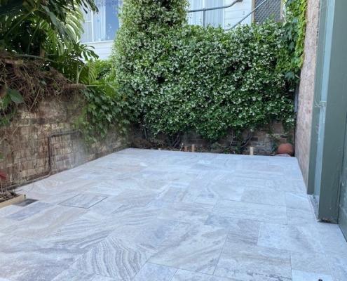 Annandale courtyard ideas