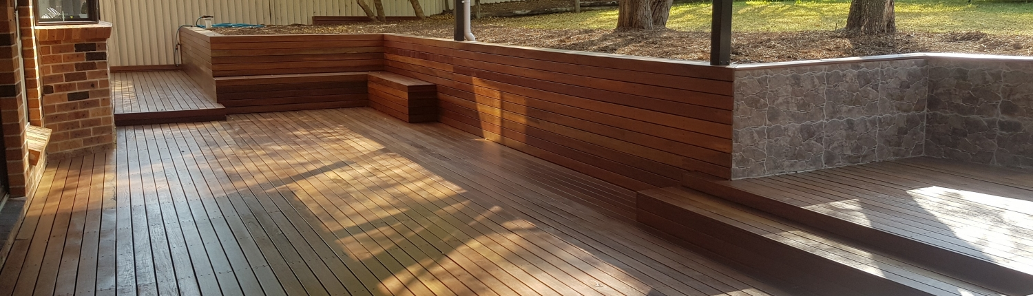 Timber Decking Specialist
