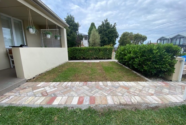 Outdoor paving turf and lawns in Concord