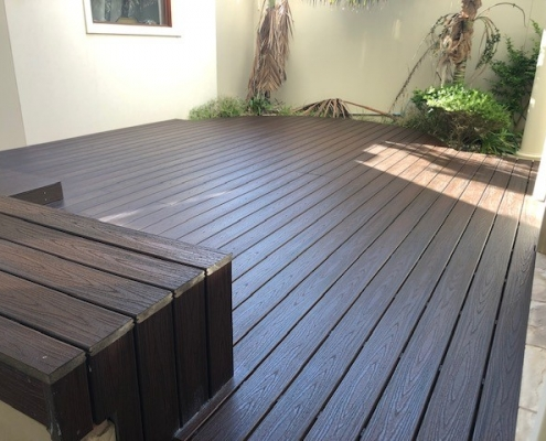 cronulla composite deck