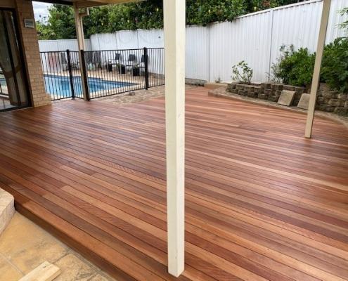 Glenwood deck